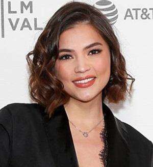 Actress Rhian Ramos