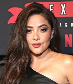 Actress Teresa Ruiz