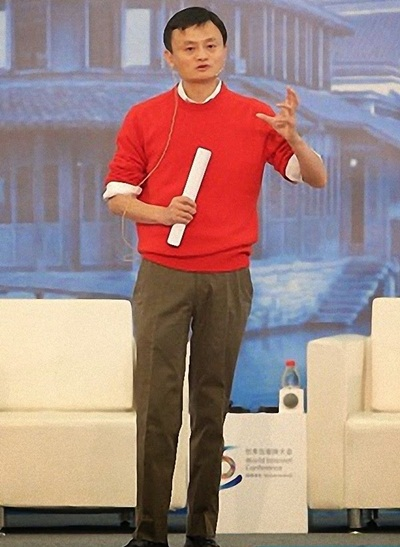 Jack Ma Height Weight Stats