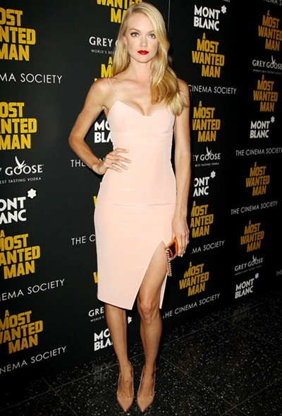 Lindsay Ellingson Height Weight Stats