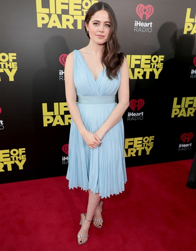 Molly Gordon Measurements and Facts