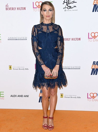 Natalie Zea Body Measurements and Facts