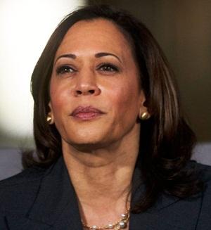 Politician Kamala Harris