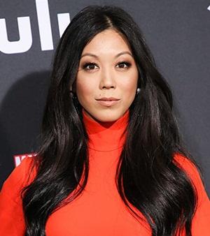 Actress Brittany Ishibashi