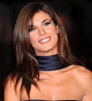 Actress Elisabetta Canalis