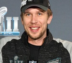 Nick Foles Height Weight Shoe Size Measurements Facts Family