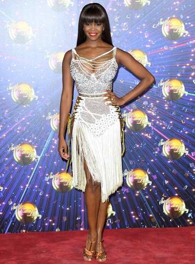 Oti Mabuse Body Measurements and Facts