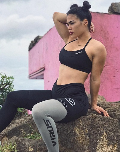 Rachael Ostovich Measurements and Facts