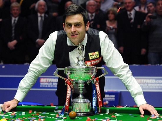 Ronnie O'Sullivan Measurements and Facts