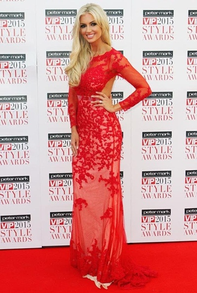 Rosanna Davison Height Weight Stats