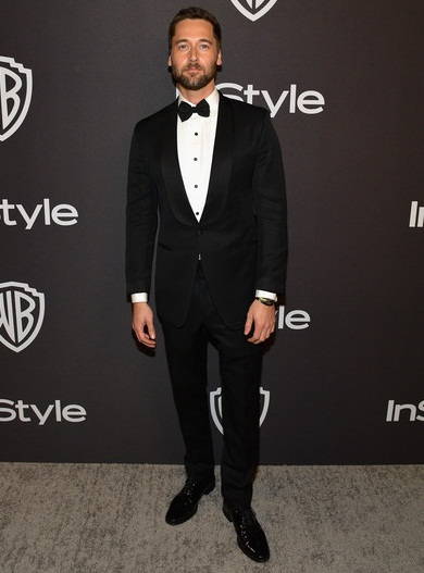 Ryan Eggold Height Weight Stats