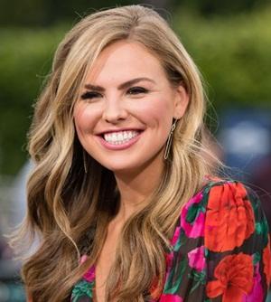 TV Personality Hannah Brown