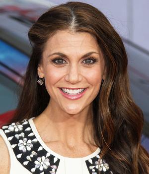 TV Personality Samantha Harris