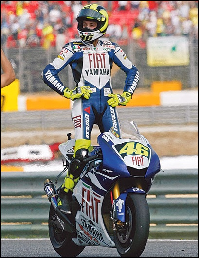 Valentino Rossi Measurements and Facts