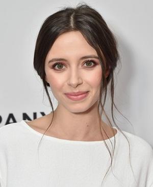 Actress Elizabeth Cappuccino