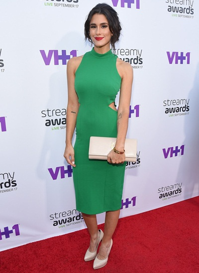 Brittany Furlan Height Weight Stats