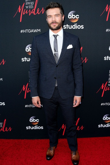 Charlie Weber Facts and Bio