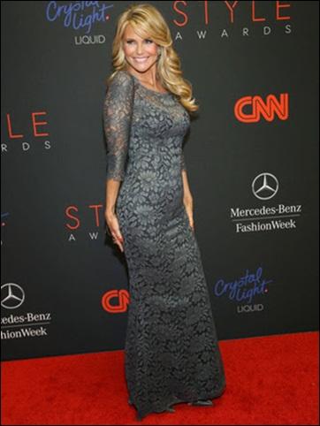 Christie Brinkley Height Weight Stats