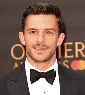 Actor Jonathan Bailey