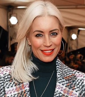 Actress Denise van Outen