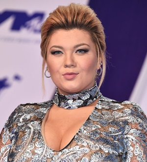 TV Personality Amber Portwood