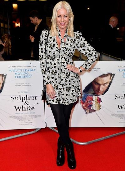 Denise van Outen Facts and Bio