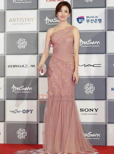 Han Hyo-joo Body Measurements Stats