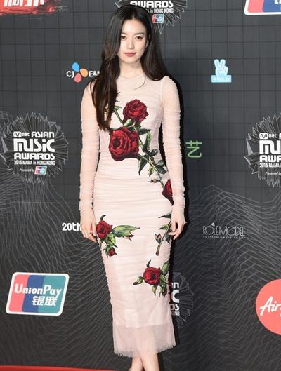 Han Hyo-joo Height Weight Shoe Size