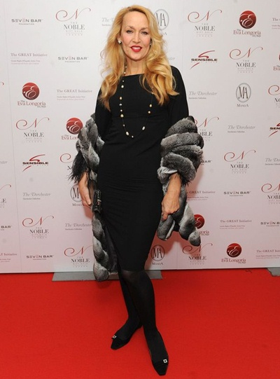 Jerry Hall Bio and Facts
