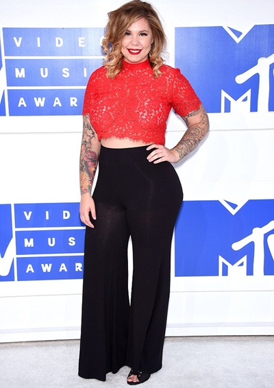 Kailyn Lowry Body Measurements