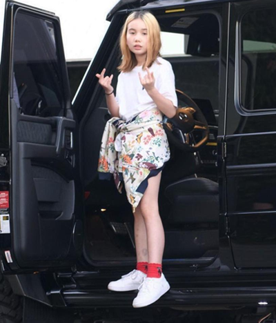 Lil tay Height Weight Stats