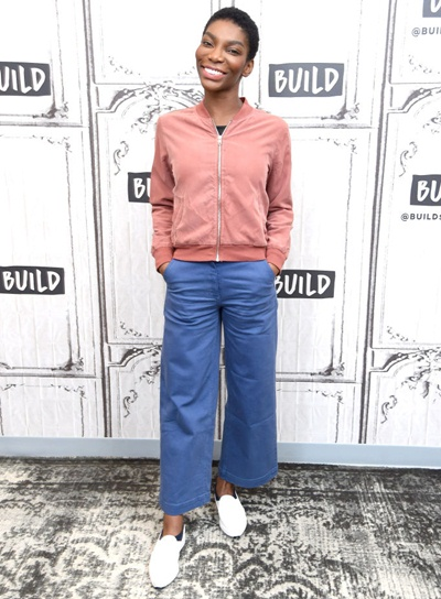 Michaela Coel Body Measurements and Facts