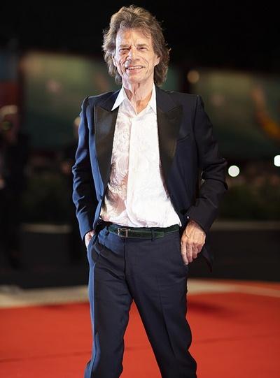 Mick Jagger Bio and Facts