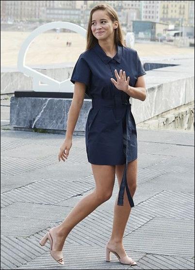 Alba Baptista Height Weight Shoe Size