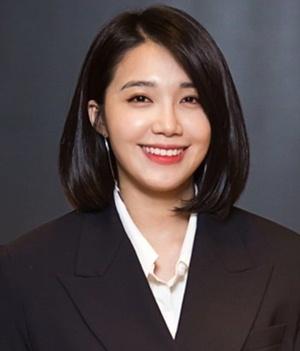 Apink lead singer Jeong Eunji