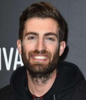 Comedian Dave McCary