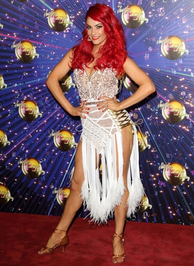 Dianne Buswell Measurements and Facts