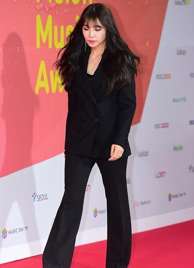Jeong Eunji Height Weight Shoe Size