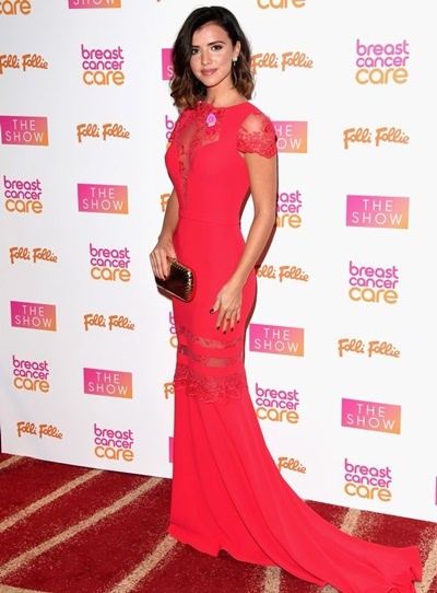 Lucy Mecklenburgh Height Weight Stats