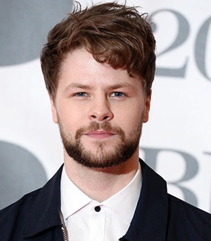 Singer Jay McGuiness