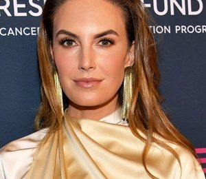 Elizabeth Chambers Measurements Height Weight Shoe Size Facts Family