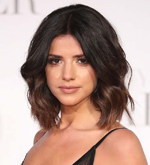 TV Personality Lucy Mecklenburgh