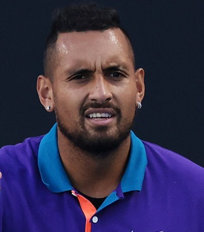 Nick Kyrgios Height Weight Shoe Size Measurements Religion Family