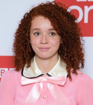 Actress Erin Kellyman