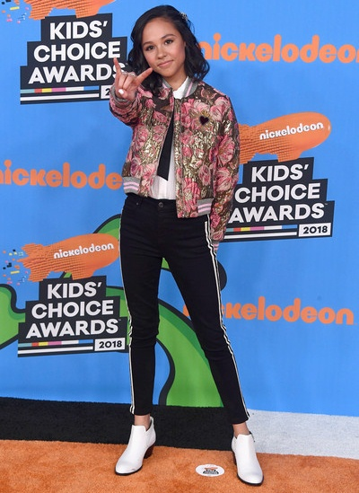Breanna Yde Height Weight Measurements