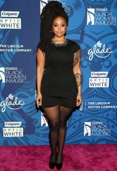 Chrisette Michele Height Weight Stats