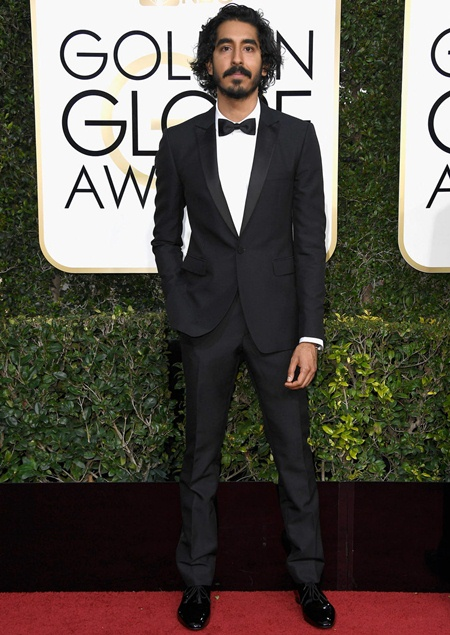 Dev Patel Height Weight Shoe Size