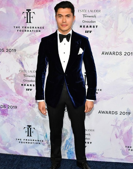 Henry Golding Facts and Bio