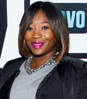TV Personality Bevy Smith