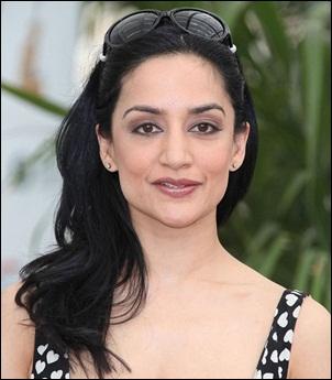 Actress Archie Panjabi